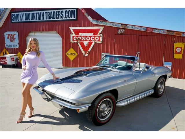 1964 Chevrolet Corvette (CC-1460194) for sale in Lenoir City, Tennessee