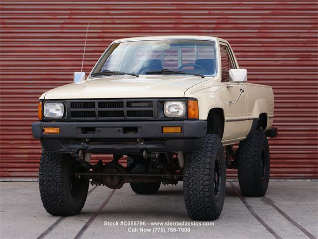 1985 Toyota Pickup (CC-1461945) for sale in Reno, Nevada
