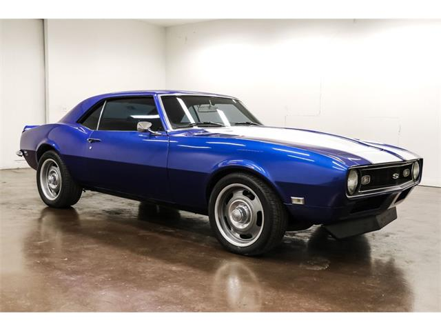 1968 Chevrolet Camaro (CC-1461947) for sale in Sherman, Texas