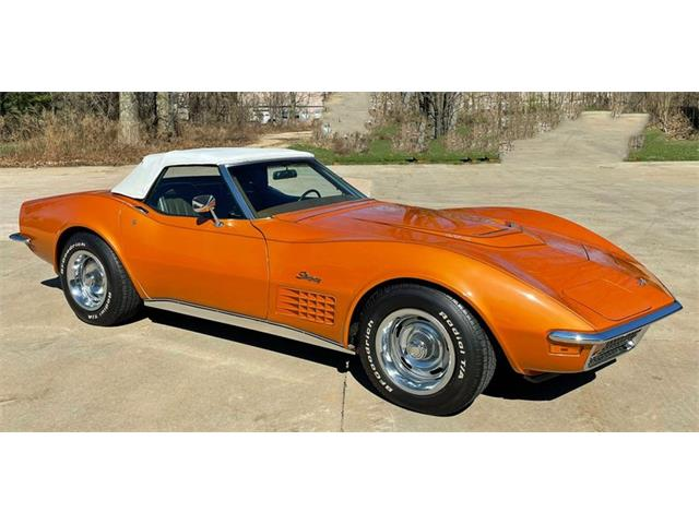 1972 Chevrolet Corvette (CC-1461952) for sale in West Chester, Pennsylvania