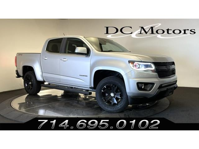 2018 Chevrolet Colorado (CC-1461955) for sale in Anaheim, California
