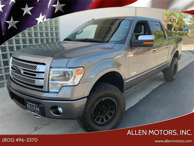 2013 Ford F150 (CC-1461956) for sale in Thousand Oaks, California