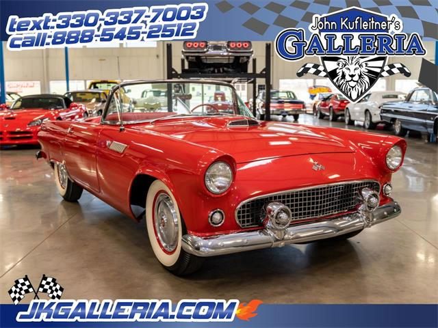 1955 Ford Thunderbird (CC-1461957) for sale in Salem, Ohio