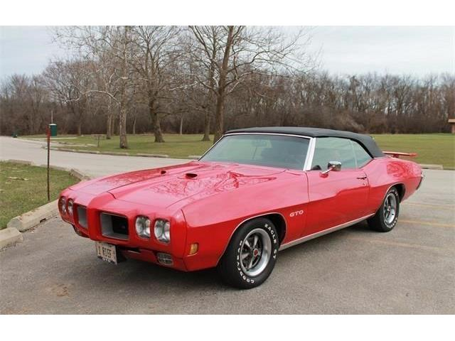 1970 Pontiac GTO (CC-1461966) for sale in Park Ridge, Illinois