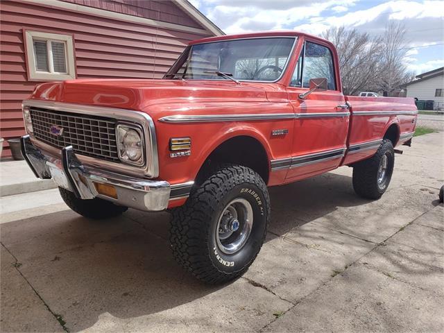 1972 Chevrolet C/K 10 (CC-1461967) for sale in Kaysville, Utah