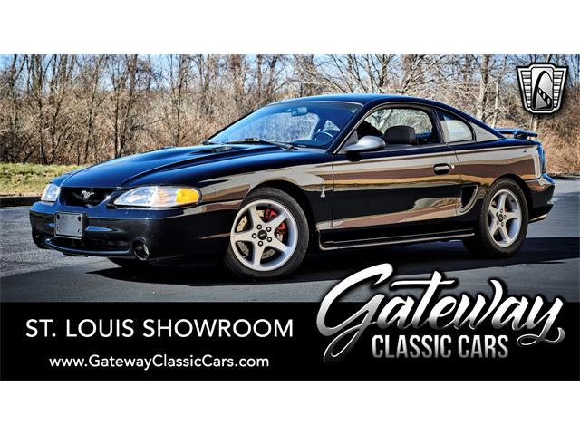 1995 Ford Mustang (CC-1461969) for sale in O'Fallon, Illinois
