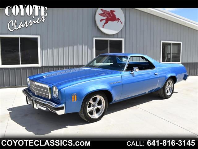 1974 Chevrolet El Camino (CC-1461973) for sale in Greene, Iowa