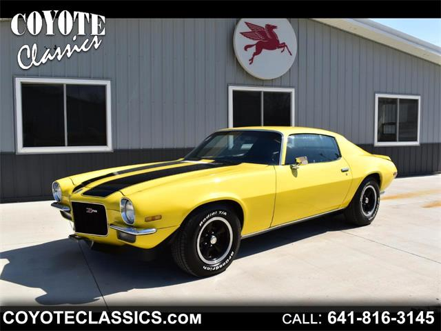 1970 Chevrolet Camaro (CC-1461974) for sale in Greene, Iowa