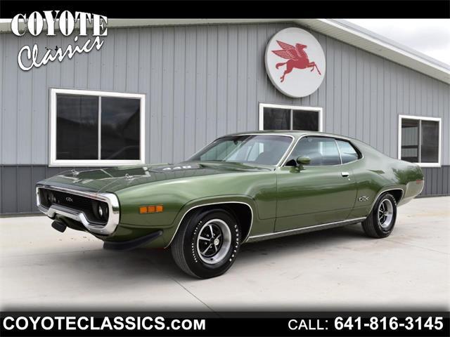 1971 Plymouth GTX (CC-1461977) for sale in Greene, Iowa