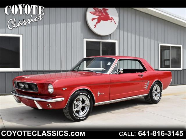 1966 Ford Mustang (CC-1461978) for sale in Greene, Iowa