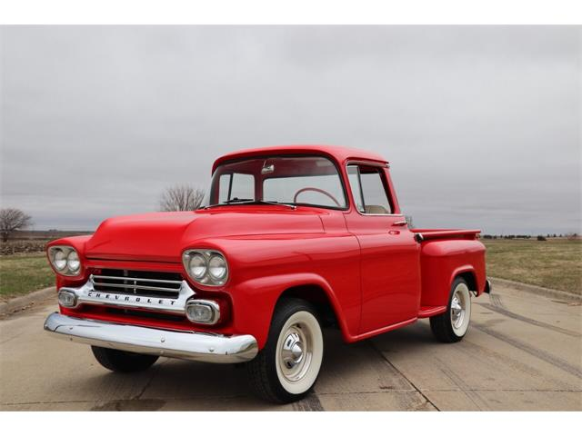 1958 Chevrolet 3100 (CC-1460198) for sale in Clarence, Iowa