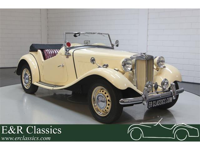 1953 MG TD (CC-1461985) for sale in Waalwijk, [nl] Pays-Bas