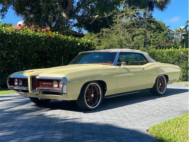 1969 Pontiac Catalina (CC-1461997) for sale in Delray Beach, Florida