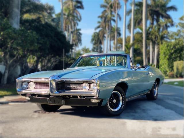 1968 Pontiac Tempest (CC-1461998) for sale in Delray Beach, Florida