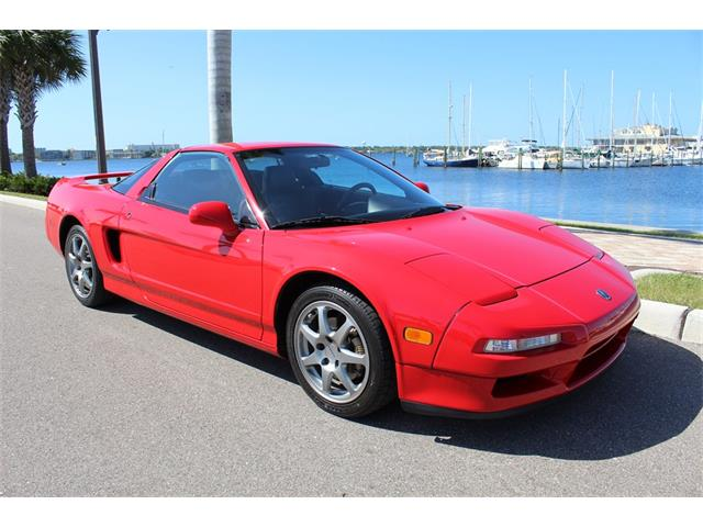 1995 Acura NSX (CC-1462001) for sale in Palmetto, Florida