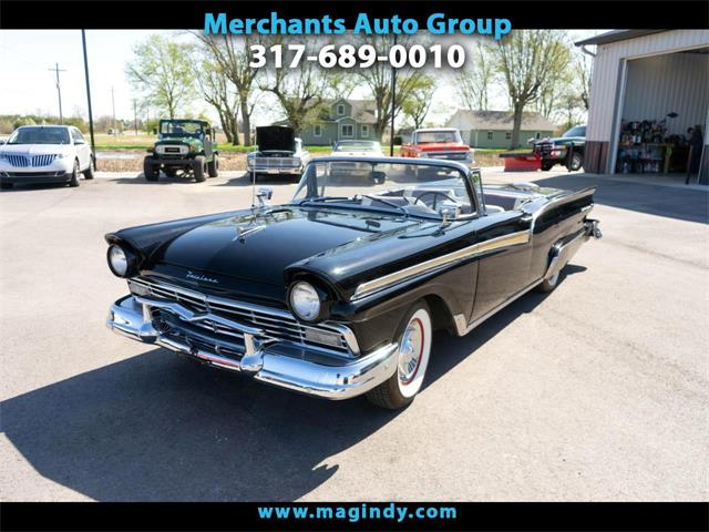 1957 Ford Fairlane 500 (CC-1462008) for sale in Cicero, Indiana