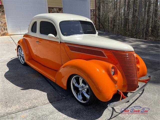 1937 Ford Coupe (CC-1460201) for sale in Hiram, Georgia