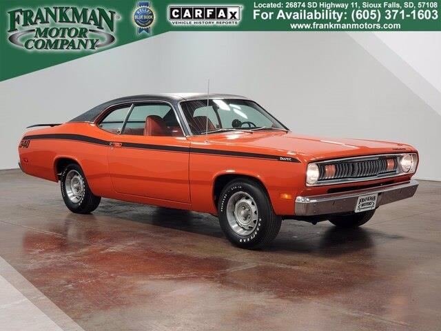 1971 Plymouth Duster (CC-1462012) for sale in Sioux Falls, South Dakota