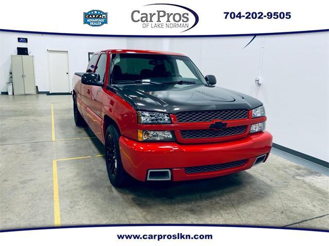2003 Chevrolet Silverado (CC-1462015) for sale in Mooresville, North Carolina