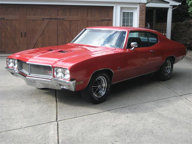 1970 Buick GS 455 (CC-1462026) for sale in Rochester Hills, Michigan
