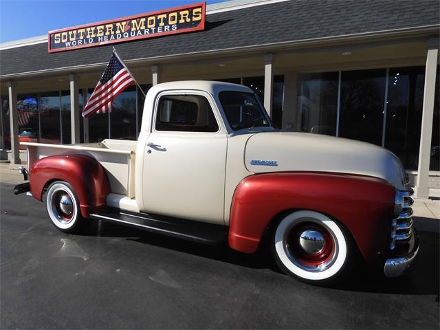 1949 Chevrolet 3100 (CC-1462031) for sale in CLARKSTON, Michigan