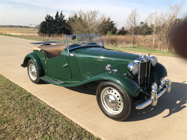 1952 MG TD (CC-1462034) for sale in OKC, Oklahoma