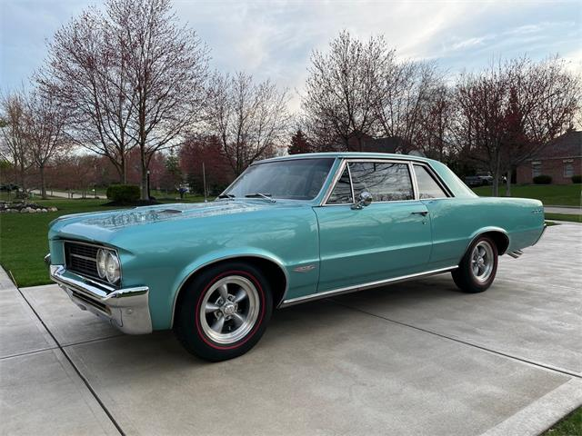 1964 Pontiac GTO (CC-1462035) for sale in NORTH ROYALTON, OHIO (OH)