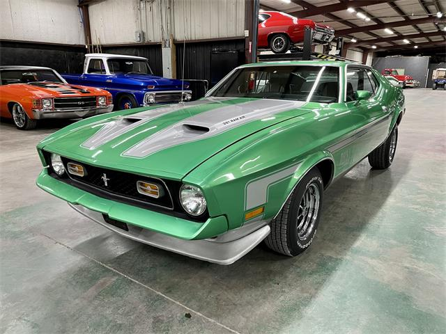 1972 Ford Mustang Mach 1 (CC-1462036) for sale in Sherman, Texas