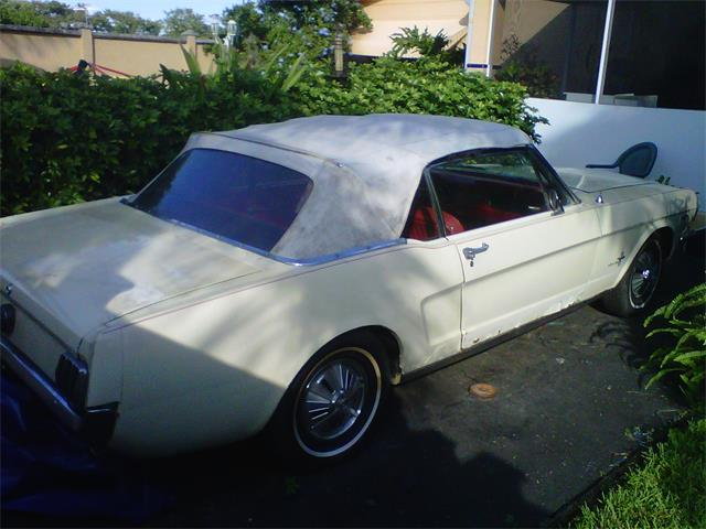 1966 Ford Mustang (CC-1462039) for sale in Miami, Fla