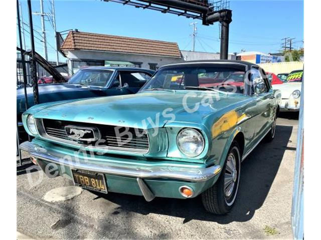 1966 Ford Mustang (CC-1462043) for sale in LOS ANGELES, California