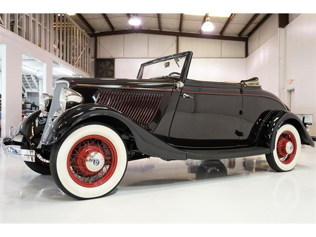 1933 Ford Model 40 (CC-1462050) for sale in St. Louis, Missouri