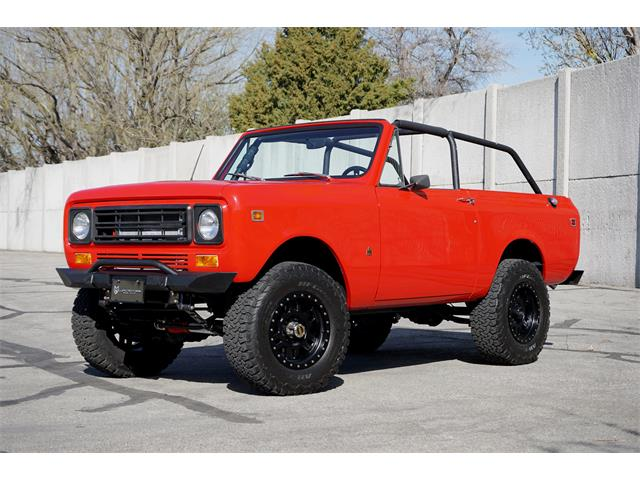 1977 International Scout (CC-1462055) for sale in Boise, Idaho
