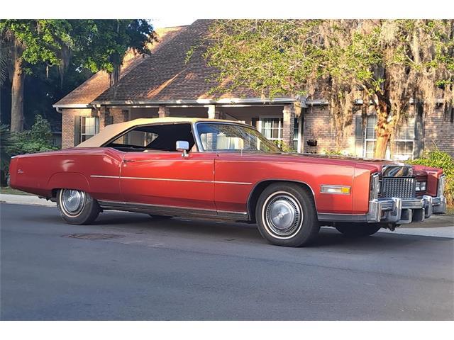 1976 Cadillac Eldorado (CC-1462063) for sale in Ocala, Florida