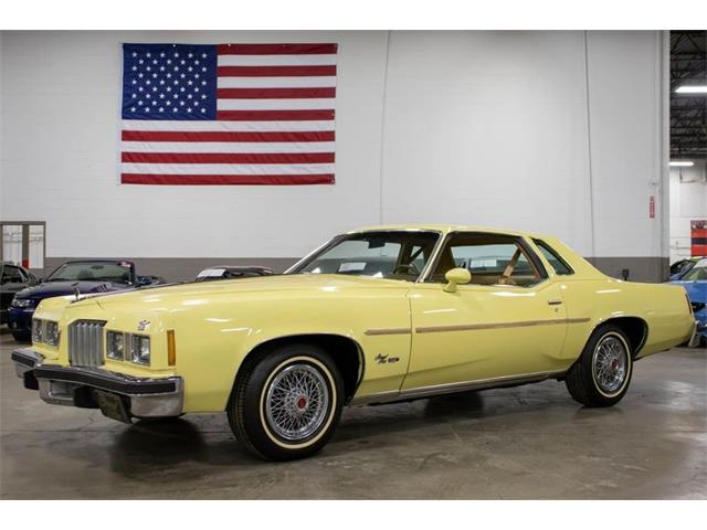 1977 Pontiac Grand Prix (CC-1462074) for sale in Kentwood, Michigan