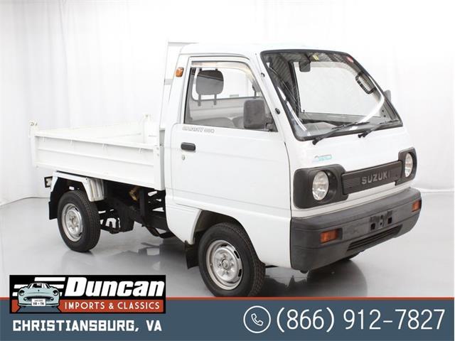 1991 Suzuki Carry (CC-1462078) for sale in Christiansburg, Virginia