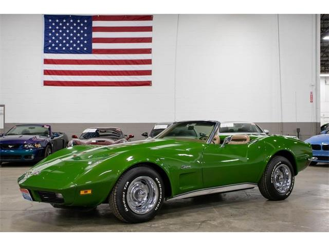 1973 Chevrolet Corvette (CC-1462082) for sale in Kentwood, Michigan