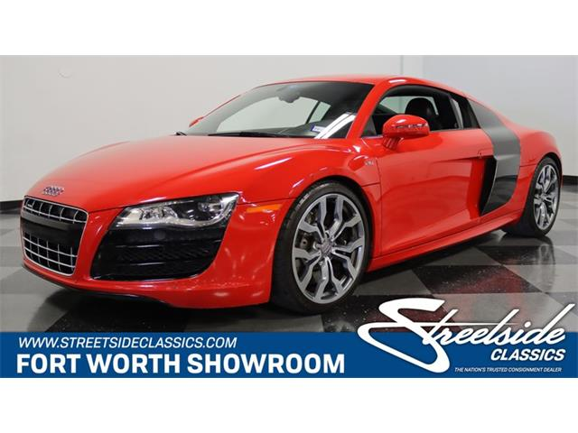 2010 Audi R8 (CC-1462085) for sale in Ft Worth, Texas