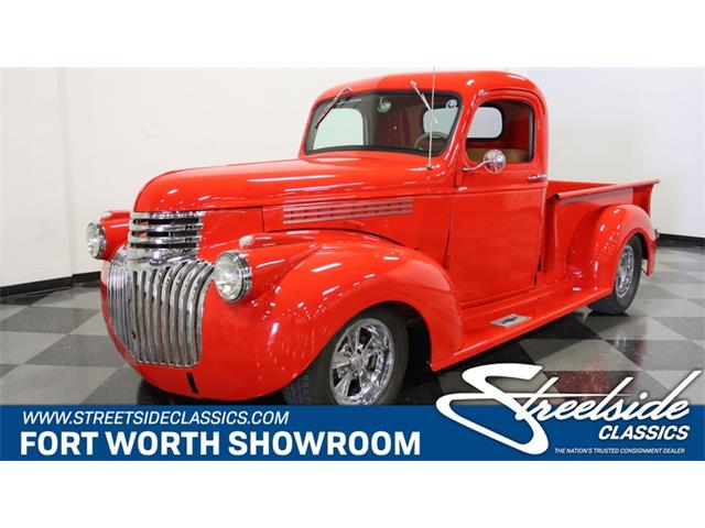 1946 Chevrolet 3-Window Pickup (CC-1462088) for sale in Ft Worth, Texas