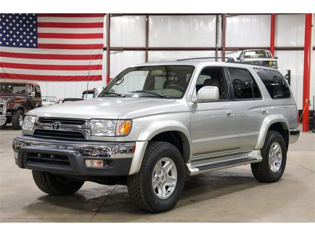 2001 Toyota 4Runner (CC-1462090) for sale in Kentwood, Michigan