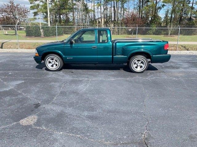 1998 Chevrolet S10 (CC-1462095) for sale in Greensboro, North Carolina