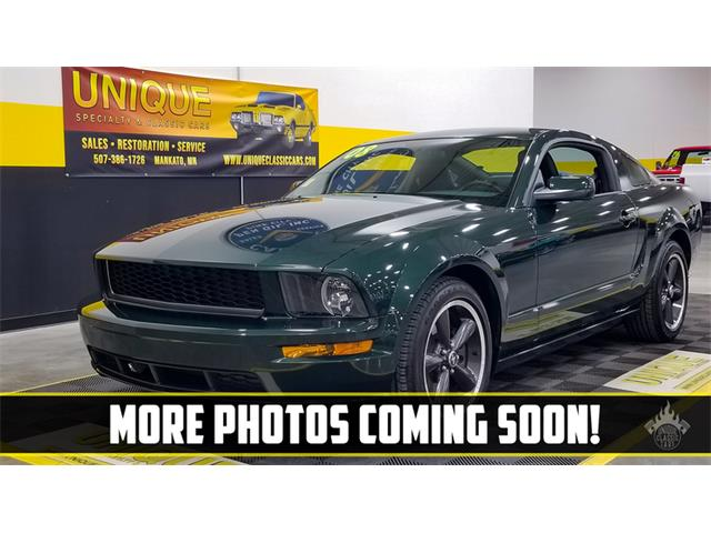2008 Ford Mustang (CC-1462100) for sale in Mankato, Minnesota