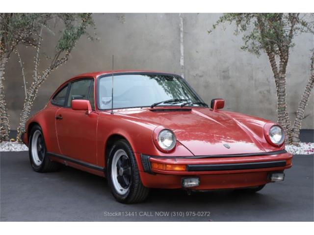 1983 Porsche 911SC (CC-1462103) for sale in Beverly Hills, California