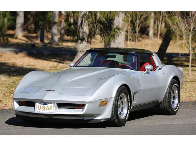 1981 Chevrolet Corvette (CC-1462109) for sale in Greensboro, North Carolina