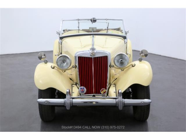 1953 MG TD (CC-1462110) for sale in Beverly Hills, California