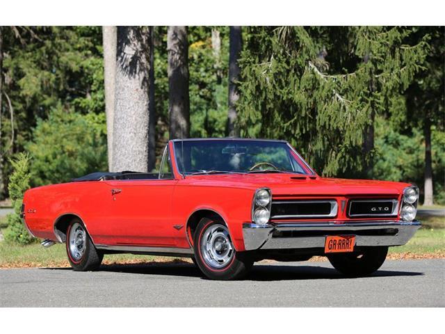 1965 Pontiac GTO (CC-1462112) for sale in Greensboro, North Carolina