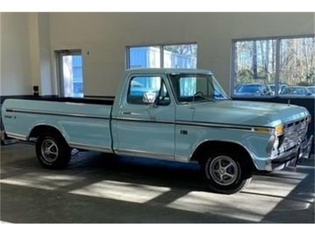 1976 Ford F100 (CC-1462114) for sale in Greensboro, North Carolina