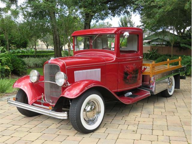 1932 Ford Custom (CC-1462115) for sale in Greensboro, North Carolina