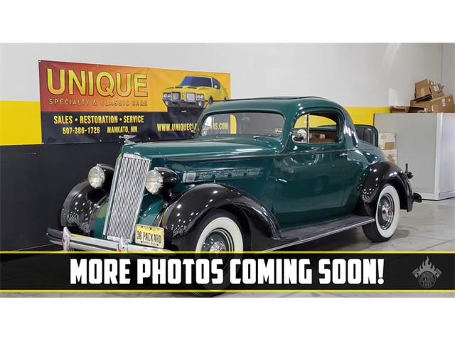 1936 Packard 120 (CC-1462123) for sale in Mankato, Minnesota