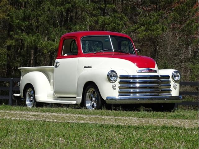 1951 Chevrolet 3100 (CC-1462132) for sale in Youngville, North Carolina