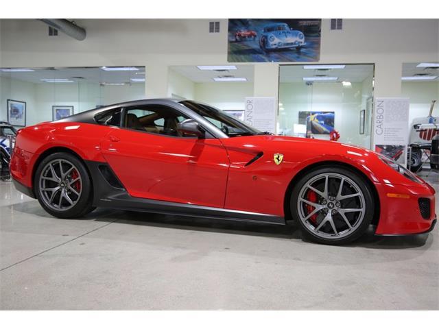 2011 Ferrari 599 (CC-1462140) for sale in Chatsworth, California